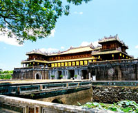 Hue Royal Palace - Dai Noi Hue