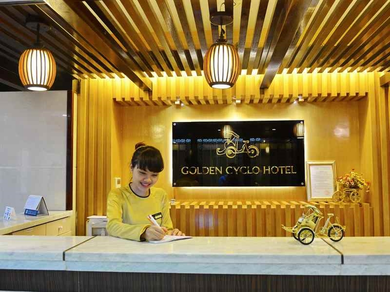 Picture of Golden Cyclo Hotel