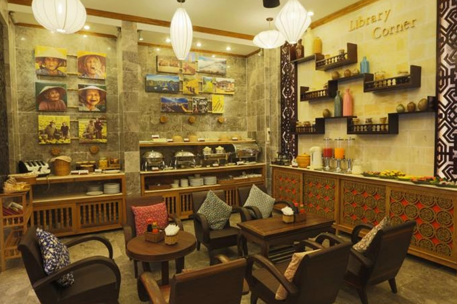 Picture of Vinh Hung Library Hotel