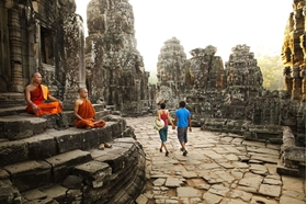 Picture of Siem Reap - Banteay Srei Temple & Ta Prohm Temple
