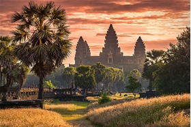 Picture of Siem Reap - Angkor temples - Tonle Sap lake