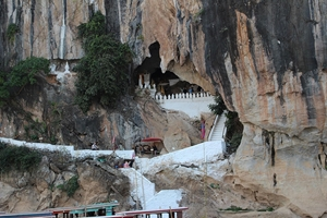 Picture of Luang Prabang - Pak Ou Caves Half Day