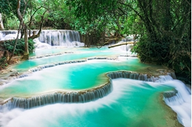 Picture of Luang Prabang - Kuang Si Waterfalls 1 Day