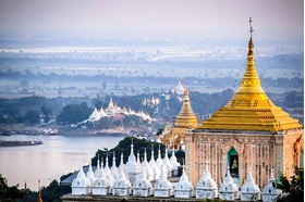 Picture of Mandalay to Amarapura half day tour