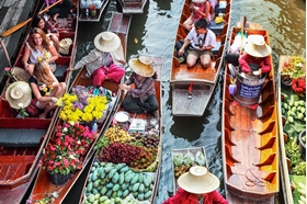 Picture of Can Tho homestay Tour Cai Rang Floating Market