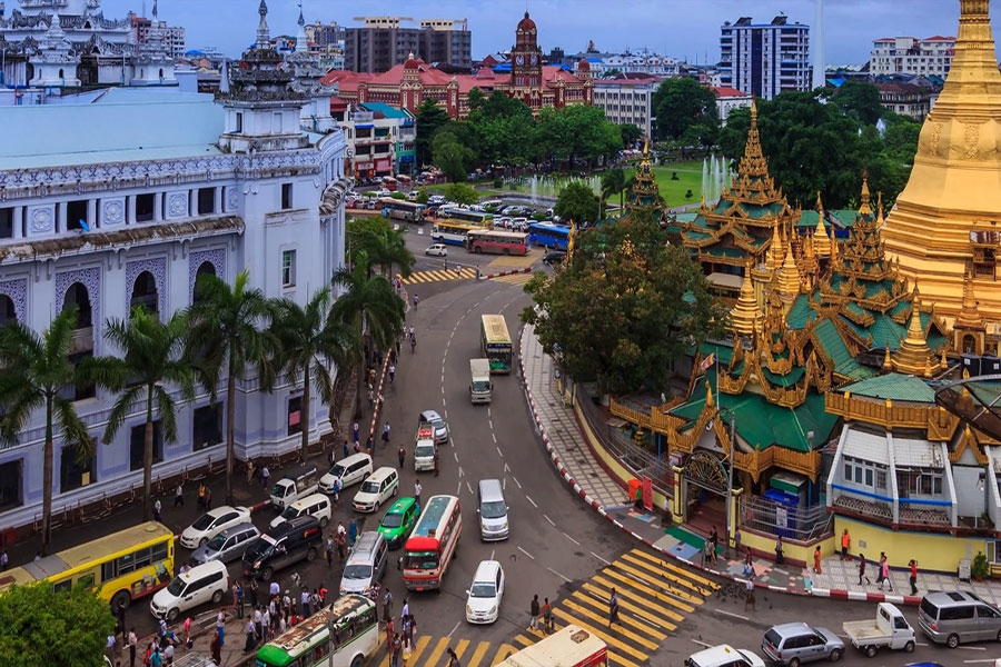 Picture of Yangon