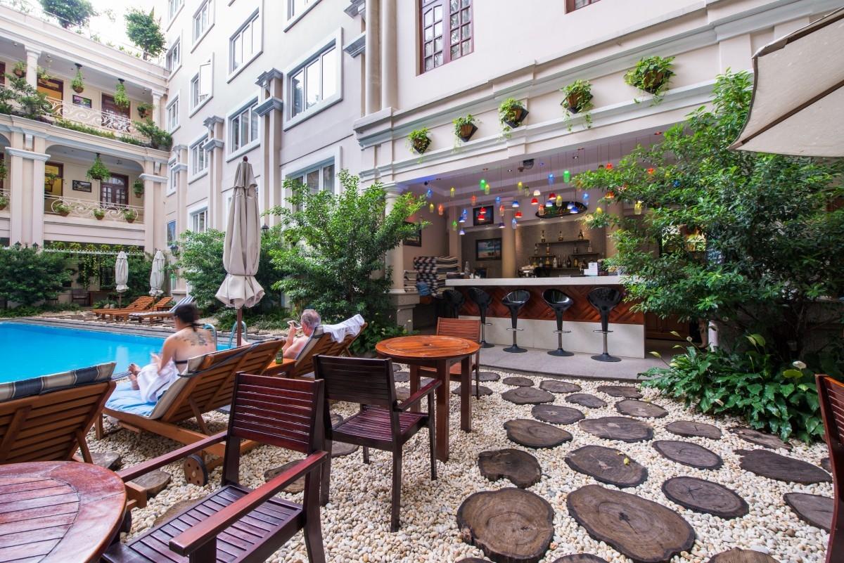 Picture of Grand Hotel Saigon