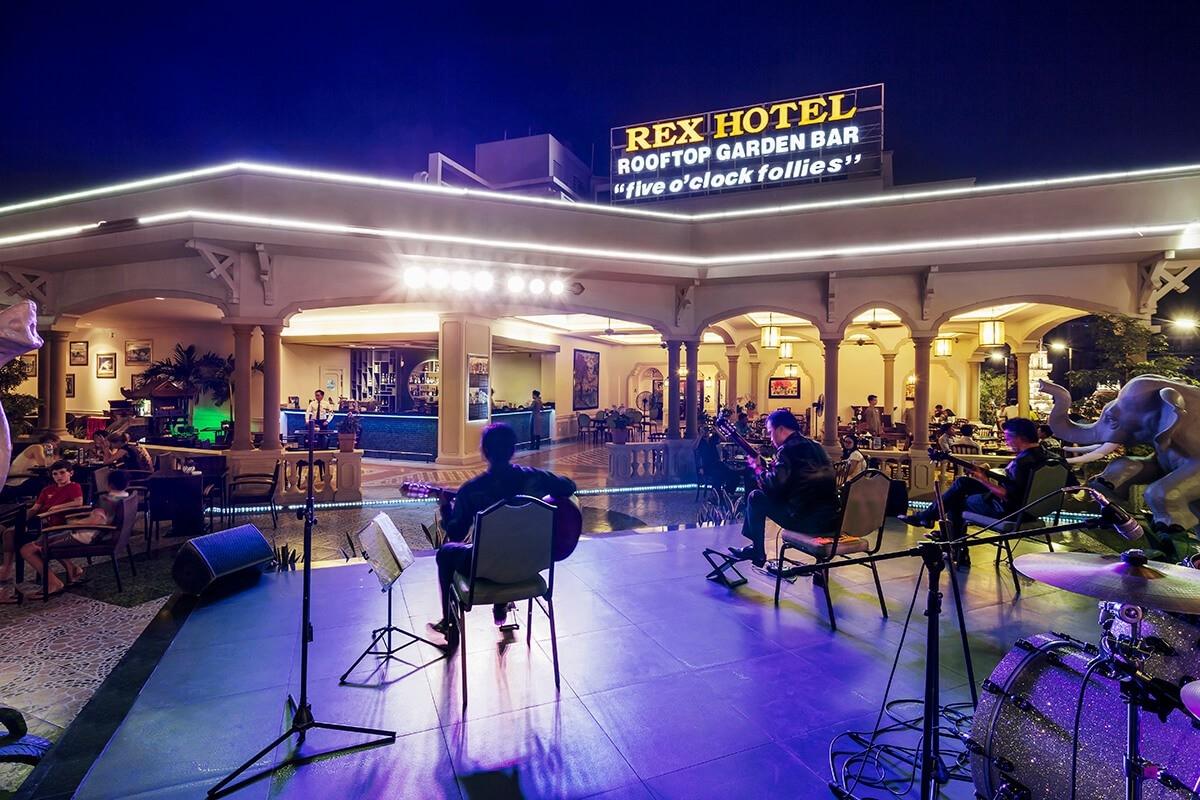 Picture of Rex Hotel Saigon