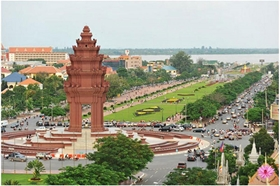 Picture for category Hotel in Phnom Penh