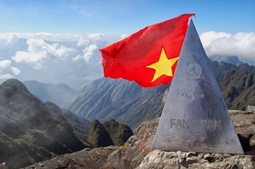 FANSIPAN MOUNTAIN STANDS TALL IN ALL ASPECTS