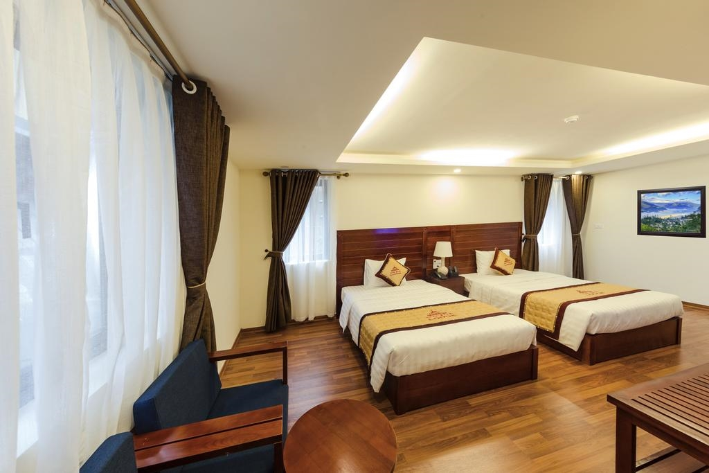 Picture of Sapa Lodge New Hotel