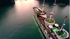 Picture for category Luxury Cruises