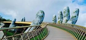 Golden Bridge Da Nang – A Vietnamese Masterpiece